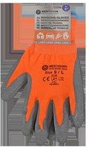 Werkhandschoenen Maat 9/L – Tuinhandschoenen – Klussen – Werken – Bouw – Handschoenen – Poedervrij – Maximale bescherming – Werkhandschoen - DIEPVRIES - Verfhandschoenen