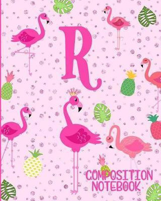Composition Notebook R