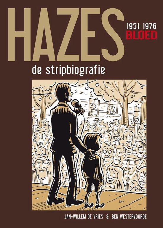 André Hazes, de stripbiografie 1 - Bloed - Jan-Willem de Vries   Fthsonline.com