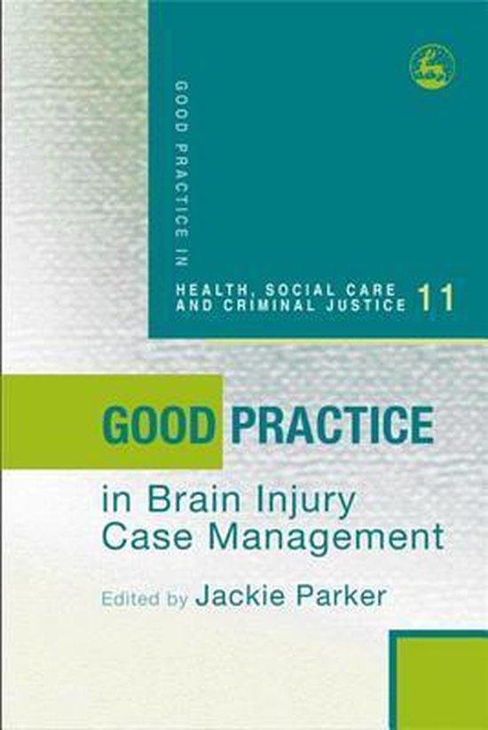 Good Practice in Brain Injury Case Management