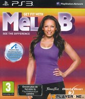 Get Fit With Mel B ( PS3 MOVE Comp.)