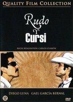 Dvd - Qfc Rudo Y Cursi