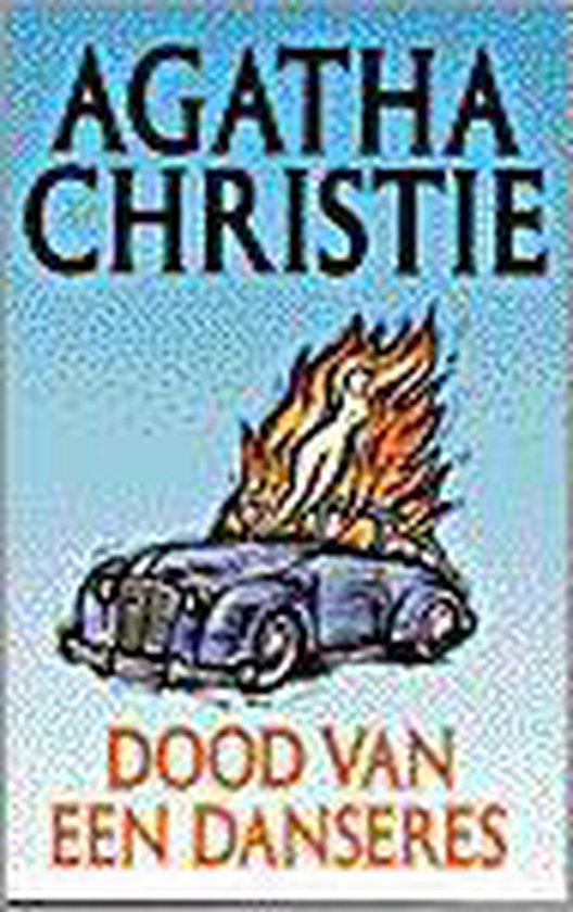 Dood van een danseres - Agatha Christie pdf epub