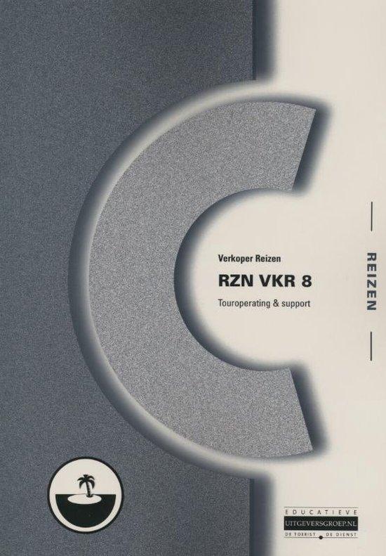 RZN VKR/ 8 touroperating en support - A. Van Smits |