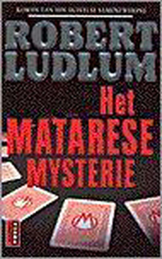 Afbeelding van Het Matarese Mysterie