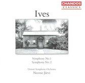 Symphony Nos.1 & 2