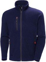 Helly Hansen Oxford Fleece Jacket 72026 590 navy M