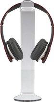 Staande Koptelefoon Houder - Headset Houder - Hoofdtelefoon Stand / Standaard - Clear