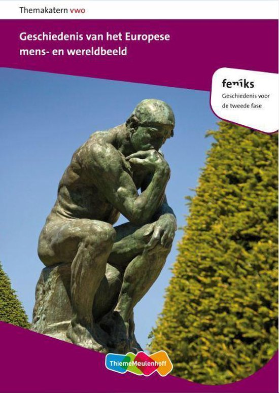 Feniks / Vwo geschiedenis van het Europese mens- en wereldbeeld - Marian Veldkamp  