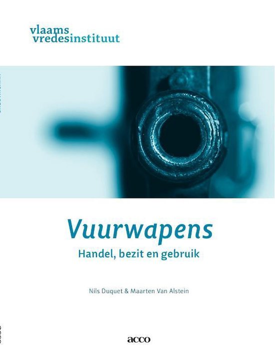 Vuurwapens - Nils Duquet pdf epub