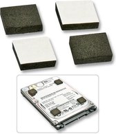 Lindy - Abstandhalter zum Einbau flacher SSDs/Festplatten