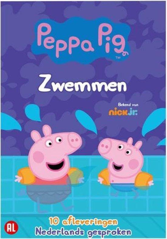 Peppa Pig - Zwemmen -