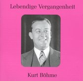 Lebendige Vergangenheit: Kurt Bohme