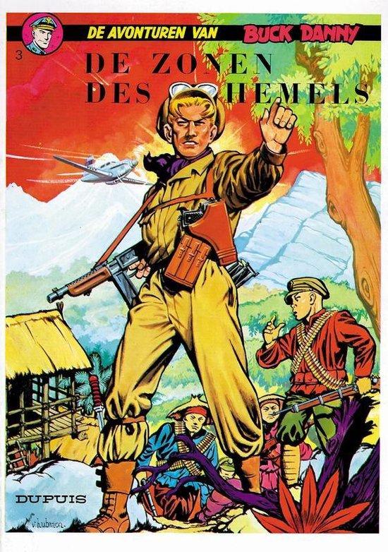 Cover van het boek 'Buck Danny / 03 De zonen des hemels'