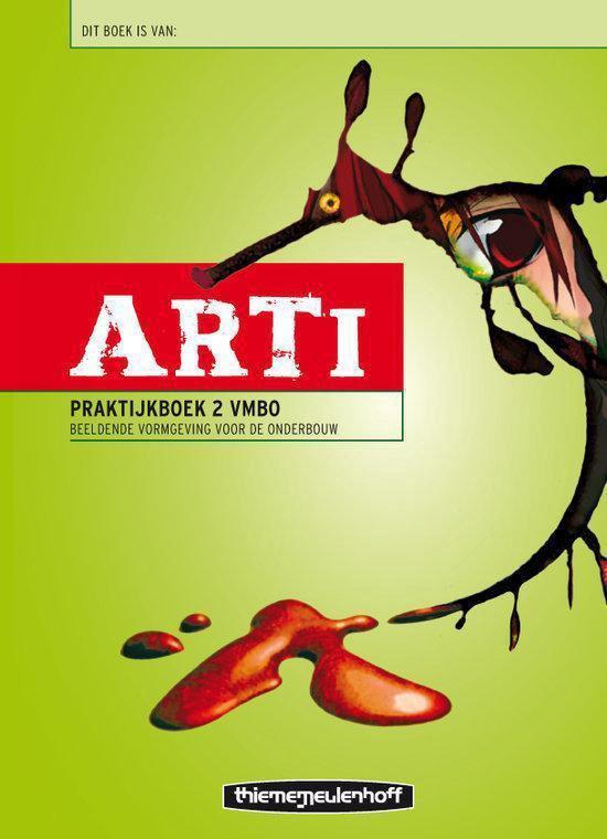 Arti 2 vmbo Praktijkboek - M. Lankester |