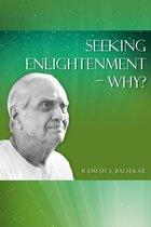 Seeking Enlightenment: Why?