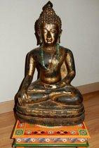 Grote bronzen Boeddha
