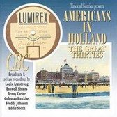 Americans In Holland - The Great Thirties