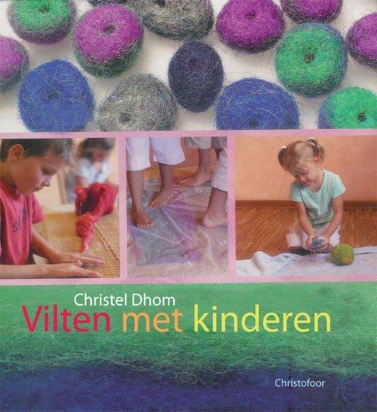 Vilten met kinderen - C. Dhom |