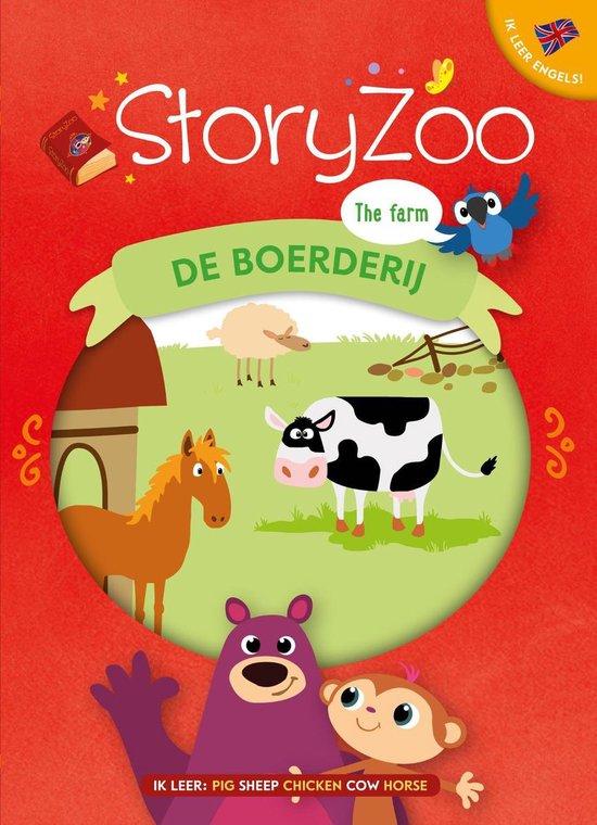 StoryZoo - De boerderij - Studio Toktok pdf epub