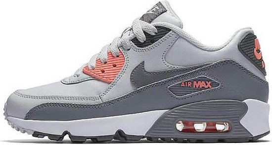 bol.com | Nike Air Max 90 GS - Leer - Kinder Sneakers ...