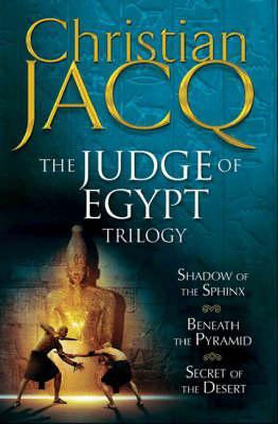 The Judge of Egypt Trilogy