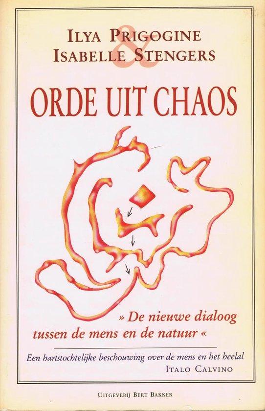 Boek cover Orde uit chaos van Ilya Prigogine (Paperback)