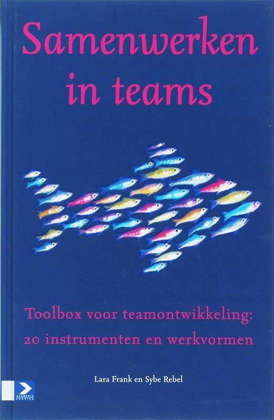 Samenwerken In Teams - Lara Frank  