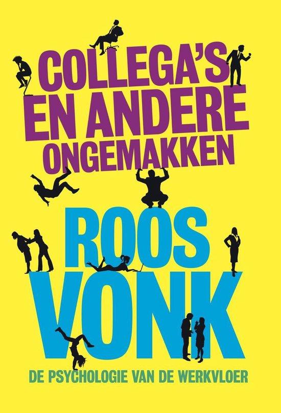 Collega's en andere ongemakken - Roos Vonk | Readingchampions.org.uk
