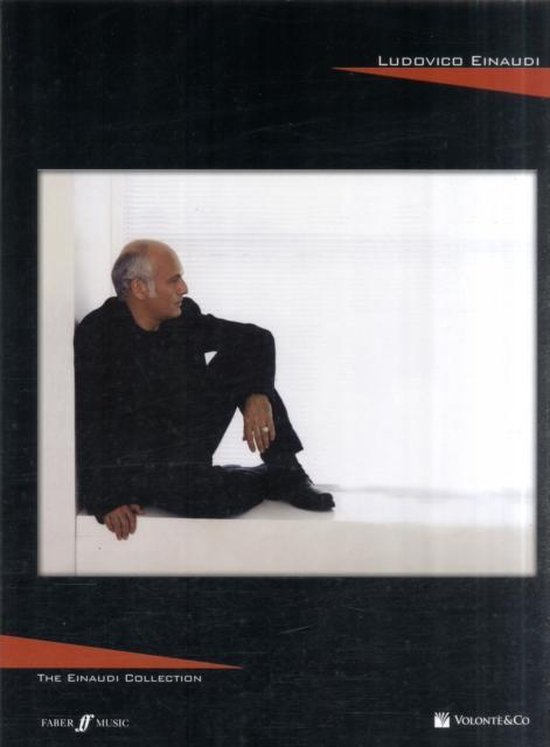 Boek cover The Einaudi Collection van Ludovico Einaudi