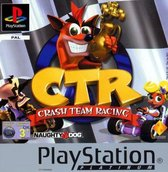 CTR: crash team racing -platinum-