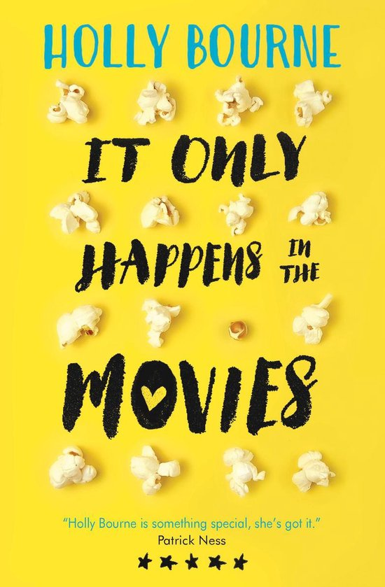 Boek cover It Only Happens in the Movies van Holly Bourne (Onbekend)