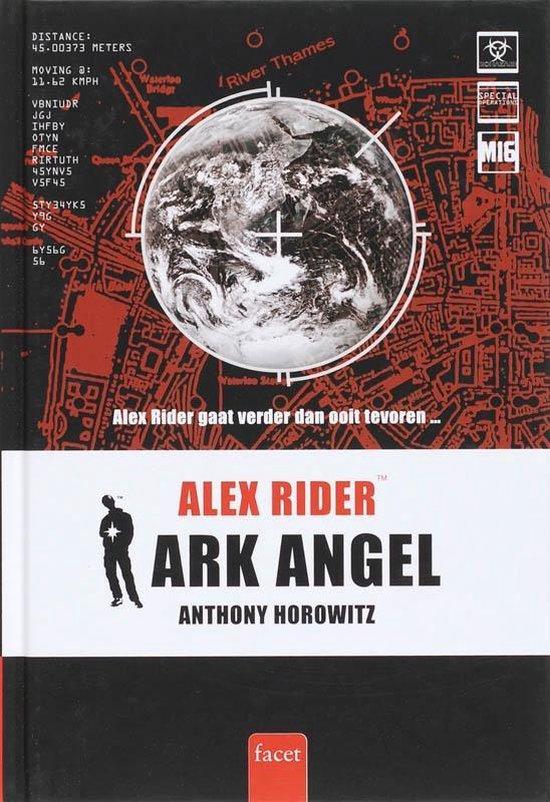 Alex Rider 6 - Ark Angel - Anthony Horowitz | Fthsonline.com