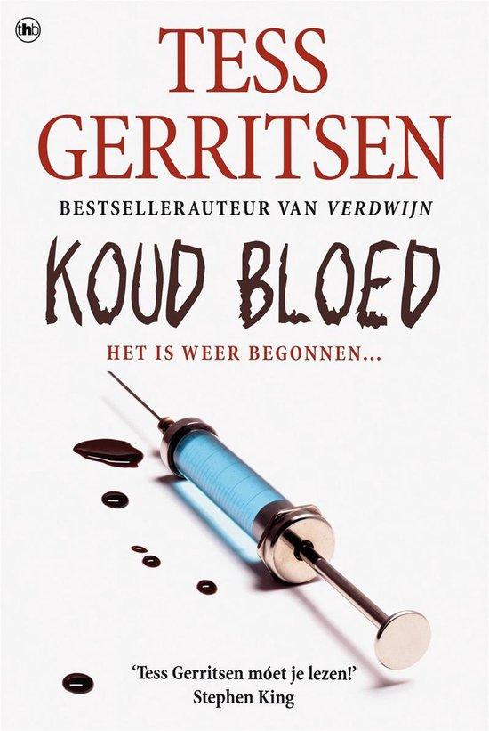 Koud bloed - Tess Gerritsen pdf epub