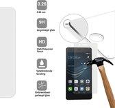 Tempered Glass voor Samsung Samsung Galaxy J3 2017 Screenprotector Tempered Glass Glazen Gehard Screen Protector 2.5D 9H (2,6mm) ( Zeer sterk Materiaal)
