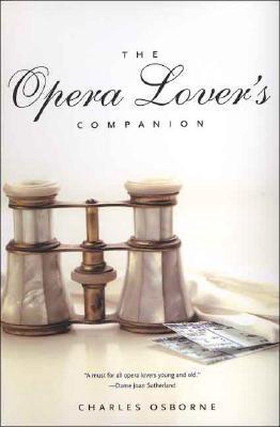 Afbeelding van The Opera Lovers Companion