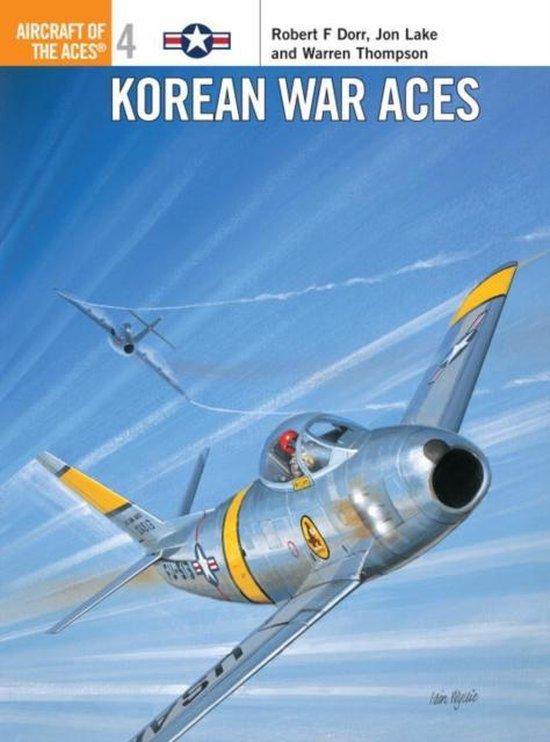 Boek cover Korean War Aces van Robert F Dorr (Paperback)