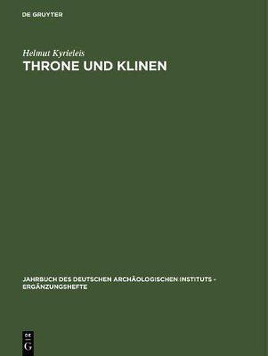 Throne und Klinen