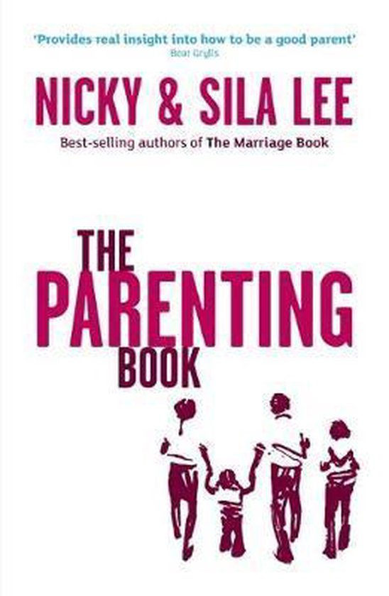 Boek cover The Parenting Book van Nicky Lee (Paperback)