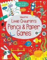 Little Children's Pencil and Paper Games