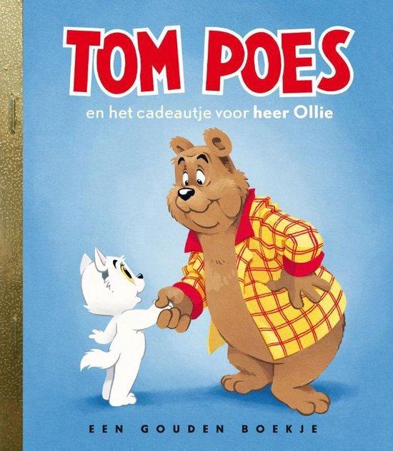 Gouden Boekjes - Tom Poes en het cadeautje voor heer Ollie - Sjoerd Kuyper |