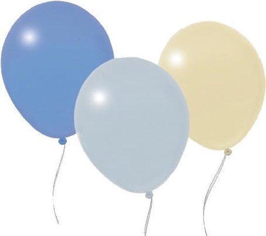 Pegaso Ballonnen Metallic 20 Stuks 32 Cm