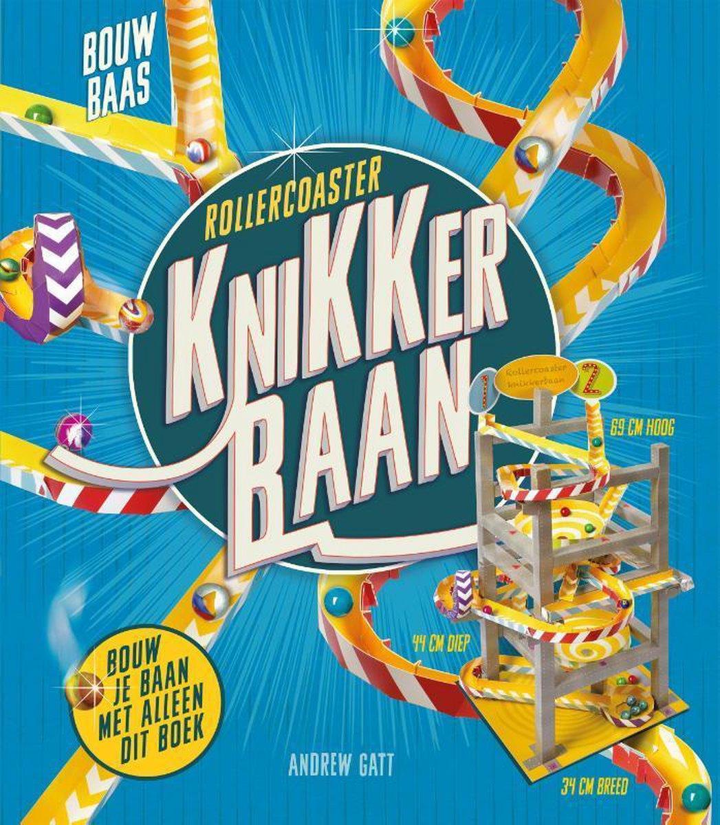 Rollercoaster knikkerbaan