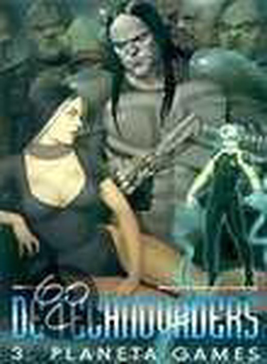 Technovaders 03. planeta games - ... Janjetov |
