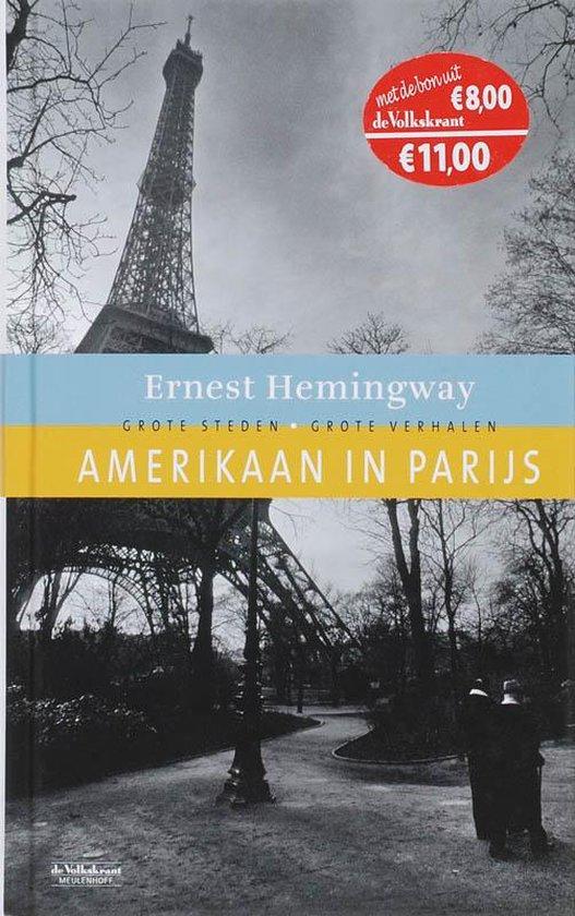 Amerikaan in Parijs - Ernest Hemingway pdf epub