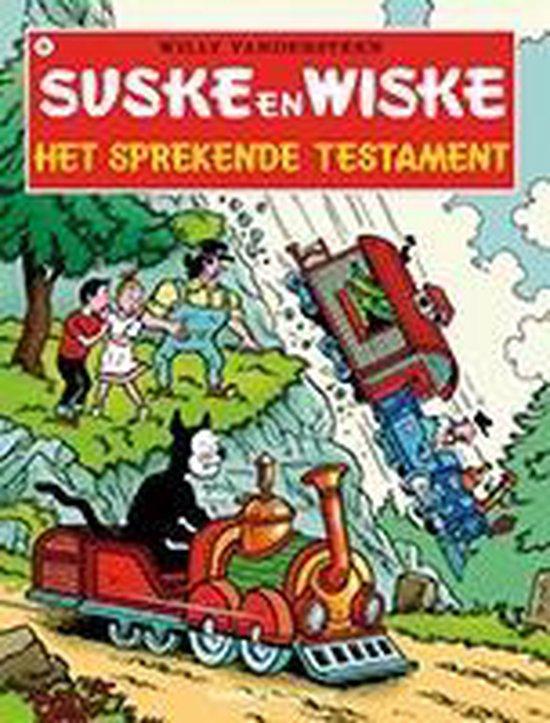 Suske en Wiske 119 het sprekende testament - Willy Vandersteen | Fthsonline.com