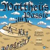 Mattheüs Passie (2 Klassieke Muziek CD) Bach - Orkest - Koor - Pasen