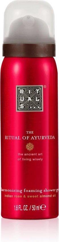 RITUALS The Ritual of Ayurveda Doucheschuim Travelsize - 50 ml