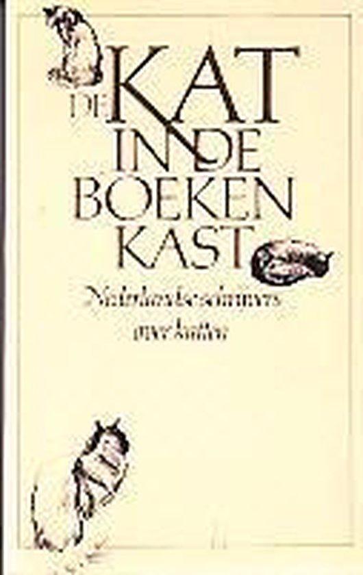 Kat in de boekenkast - Jan Wolkers |