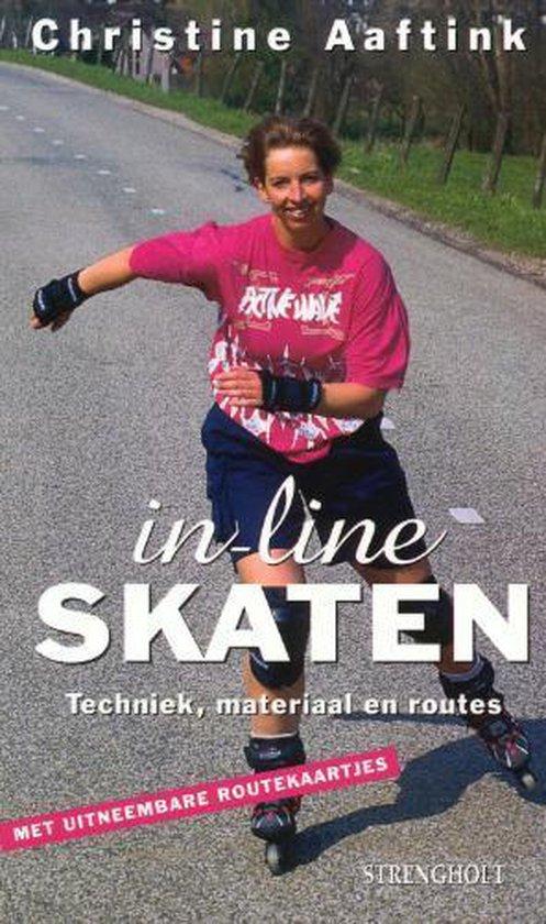 Inline skaten - Christine Aaftink |